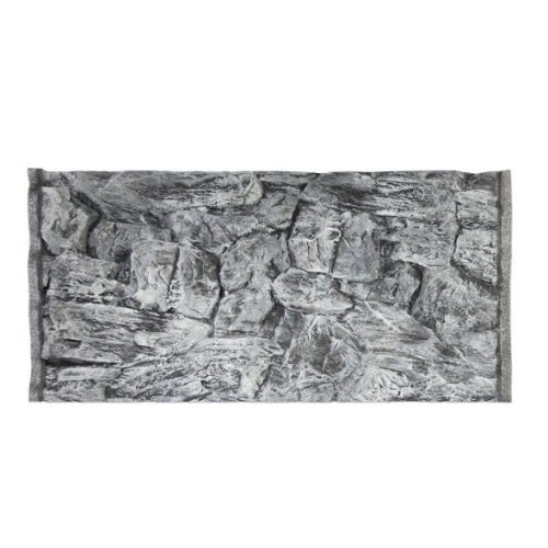 Ceramic Nature Ceramic Nature Achterwand rock grijs 60x30cm