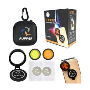Flipper Flipper Flip-Kick Phone Filter