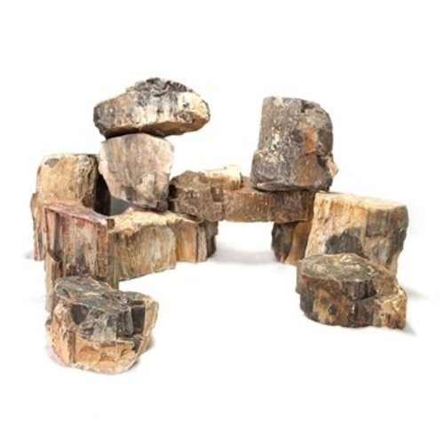 HS Aqua HS Aqua Pagoda stone L 1 stuk à ca. 4.5-5 kg