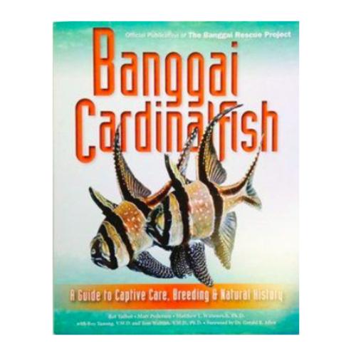 Two Little Fishies Banggai Cardinalfish hardcover ed.