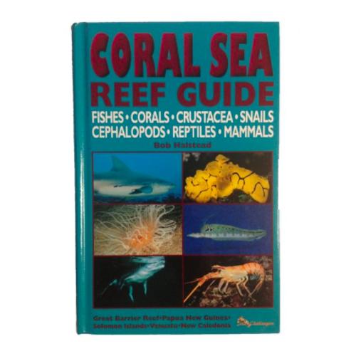 DJM Coral Sea Reef guide