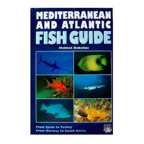 DJM Mediterranean + Atlantic fish guide