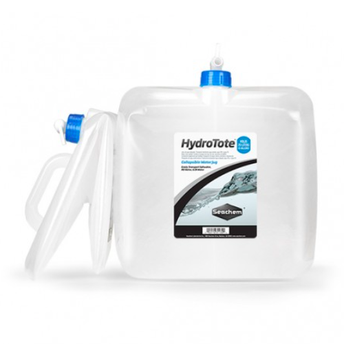 Seachem Seachem HydroTote collapsible jug 20 Liter
