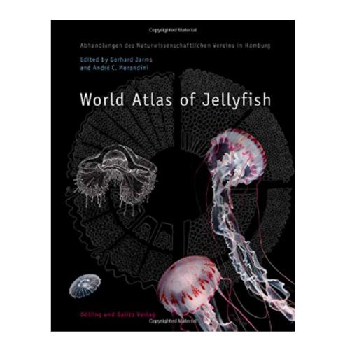 DJM World Atlas of Jellyfish