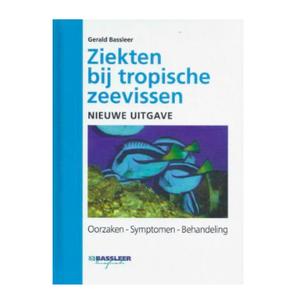 DJM Ziekten bij tropische vissen (G.Bassleer) Nieuwe Uitgave 2019