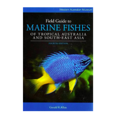 DJM Marine Fishes of Tropical Australia/South-East Asia guide Boek