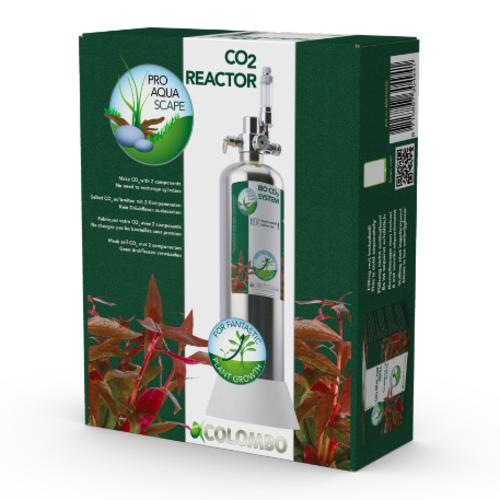 Colombo Colombo CO2 reactor set 2,3l
