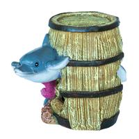 SuperFish Deco Barrel Dolphin