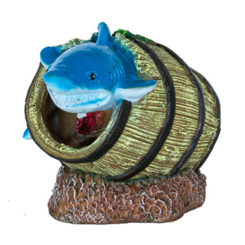 SuperFish SuperFish Deco Barrel Shark