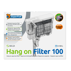 SuperFish SuperFish Hang on filter 100