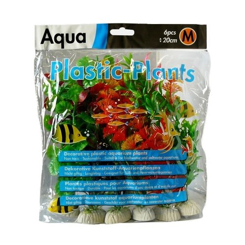 SuperFish SuperFish Aqua plants m (20cm) 6 stuks