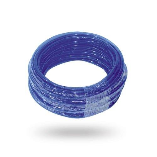 D-D D-D 10m Roll of 1/4'' RO Hose - blue