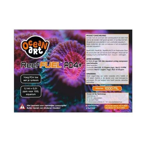 Ocean Art Ocean Art Reef Fuel po4+ 1000 ml