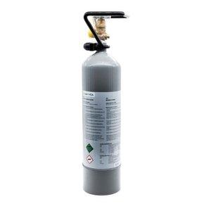 Aqua-Noa Aqua-Noa CO2 Fles 2000 gram hervulbaar met beugel