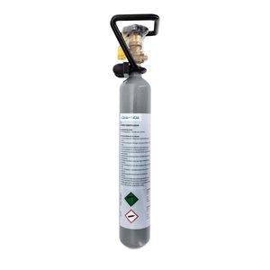 Aqua-Noa Aqua-Noa CO2 Fles 500 gram hervulbaar met beugel