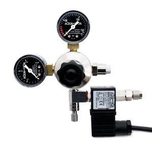 Aqua-Noa Aqua-Noa CO2 Drukregelaar Profi MVR met magneetventiel en geïntegreerd terugslagventiel