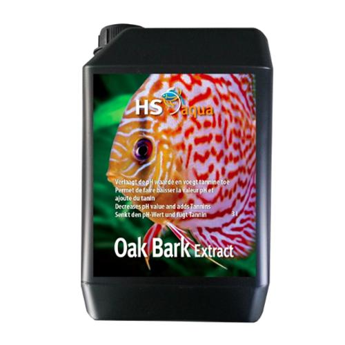 HS Aqua HS Aqua Oak Bark extract 2.5 L
