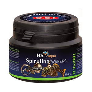 HS Aqua HS Aqua Spirulina wafers 100ml