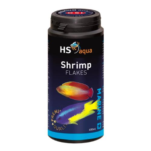 HS Aqua HS Aqua Marine Shrimp flakes 400ml