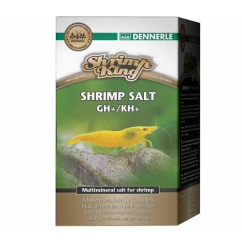 Dennerle Dennerle Shrimp king Salt GH/KH+ 200 gram