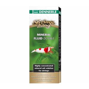 Dennerle Dennerle Shrimp king Mineral Fluid double 100 ml