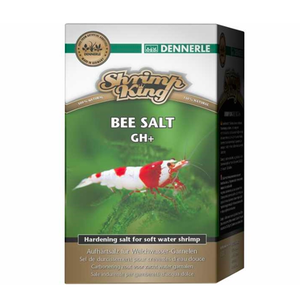 Dennerle Dennerle Shrimp king Bee salt GH+ 200 gram