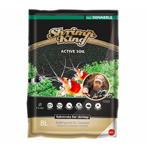 Dennerle Dennerle Shrimp king Active soil 8 Liter