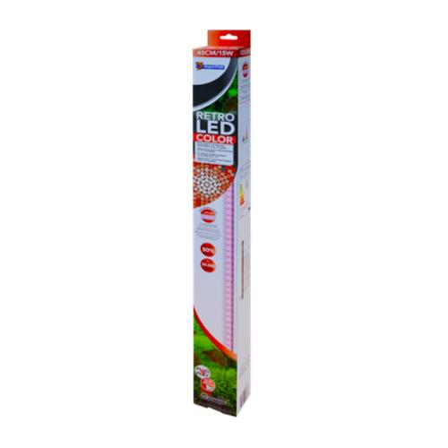 SuperFish SuperFish Retro LED Color T8/JT5 45cm 15 Watt