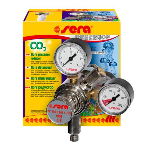 Sera Sera Flore CO2 drukregelaar voor uitwendig ventiel