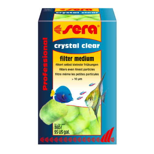 Sera Sera Crystal clear Professional 12 stuks