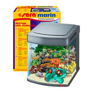 Sera Sera Marin Biotop LED Cube 130