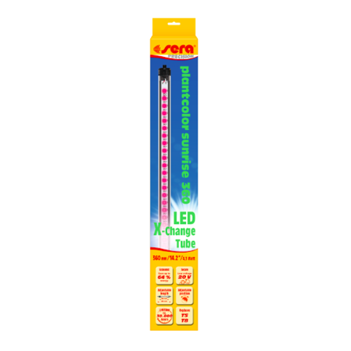 Sera Sera LED plantcolor sunrise 360 mm / 4,3 W