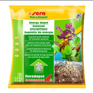 Sera Sera Floredepot (zak) 2,4 kg