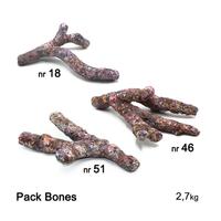 Dutch Reef Rock Pack Bones 2,7 Kg