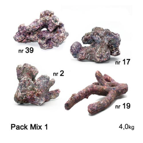 Dutch Reef Rock Dutch Reef Rock Pack Mix 1 4 Kg