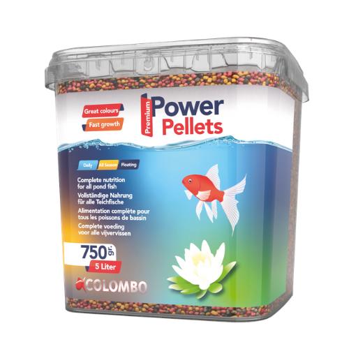 Colombo Colombo Power pellet 5l