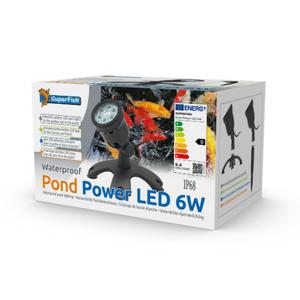 SuperFish SuperFish Pond power LED 6w