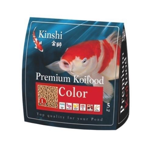 Kinshi Kinshi Premium koifood color l 5 kg