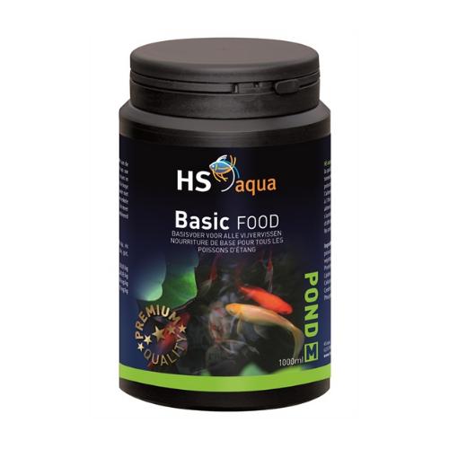 HS Aqua HS Aqua Pond food basic m 1 l