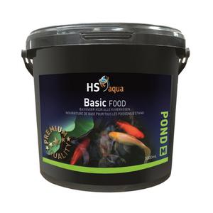 HS Aqua HS Aqua Pond food basic m 5 l
