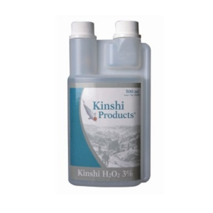Kinshi Kinshi Products waterstofperoxide 3% 1000 ml