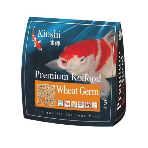 Kinshi Kinshi Premium koifood wheatgerm l 5 kg