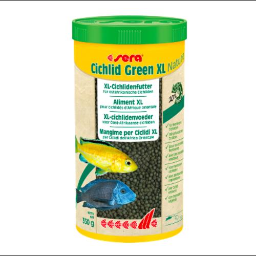 Sera Sera Cichlid Green XL Nature 1.000 ml