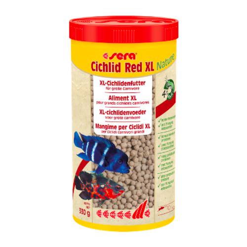 Sera Sera Cichlid Red XL Nature 1.000 ml