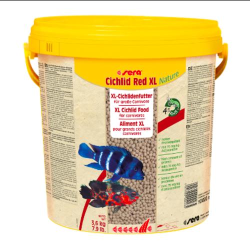 Sera Sera Cichlid Red XL Nature 3,6 kg