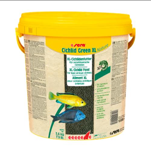 Sera Sera Cichlid Green XL Nature 3,6 kg