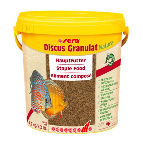 Sera Sera Discus Granulat Nature 4,2 kg