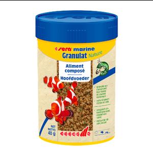 Sera Sera marin Granulat Nature 100 ml