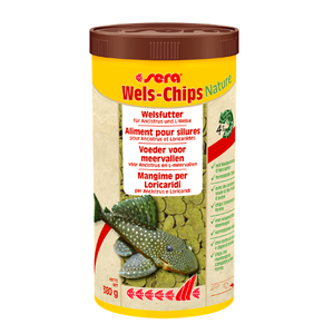 Sera Sera Wels-Chips Nature 1.000 ml