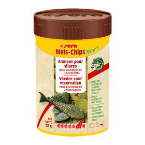 Sera Sera Wels-Chips Nature 100 ml